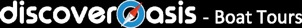 Logo DiscoverOasis - Boat Tours